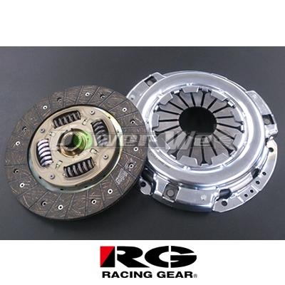 [RC-186186] RACING GEAR パワークラッチ カバー・ディスクセット BRZ ZC6 FA20 12.03~