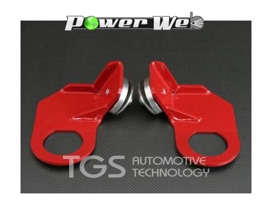 [TGS-SH401RD] TGS タイダウンフックサポートキット デリカD:5 CV4W / CV5W ※ROADEST装着不可:パワーウェブ2号店