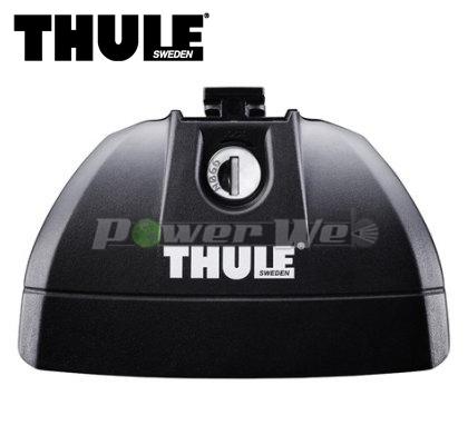 [TH753] THULE ラピッドシステム753 フィックスポイント用ロウ 4個入り