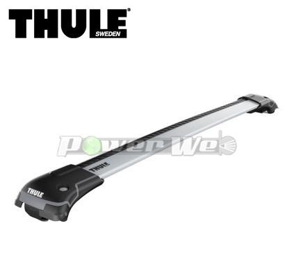 [TH9583] THULE ウイングバーエッジ 9583 (シルバー) ルーフレール用 バー長:86cm(2本)