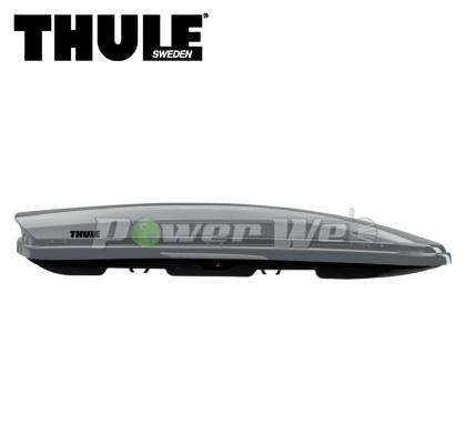 [TH6128-1] THULE ダイナミック M 800 チタンメタリック ルーフボックス