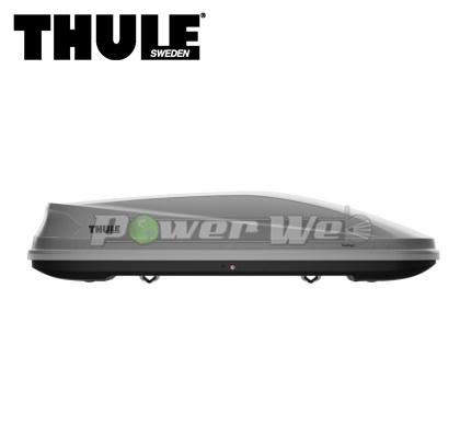 [TH6348] THULE ツーリング L 780 チタンエアロスキン ルーフボックス