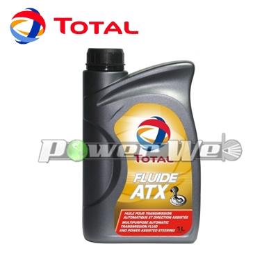[110586] TOTAL FLUIDE ATX ATF (オートマチックフルード) II-D [20L缶 (ペール缶)]