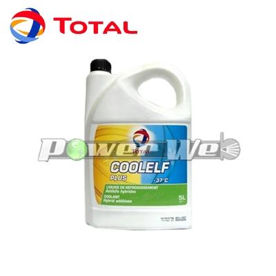 [148598] TOTAL COOLELF PLUS -37°C LLC (ロングライフクーラント) [5L×4個入 (1ケース)]