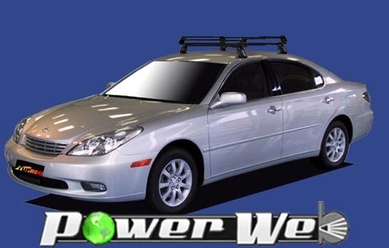 [PE22A1] TUFREQ (精興工業 タフレック) ルーフキャリア Pシリーズ トヨタ ウィンダム 全車 H13.8~H18.2 MCV30 【沖縄/離島発送不可商品】