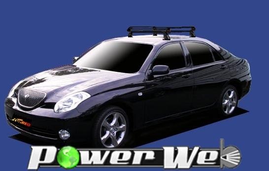 [PE22B1] TUFREQ (精興工業 タフレック) ルーフキャリア Pシリーズ トヨタ ヴェロッサ 全車 H13.7~H16.4 X11# 【沖縄/離島発送不可商品】