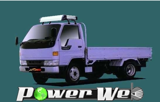 [KL42] TUFREQ (精興工業 タフレック) トラック用キャリア Kシリーズ トヨタ トヨエース 標準キャブ H7.5~H11.5 BU/LY/LT 【沖縄/離島発送不可商品】