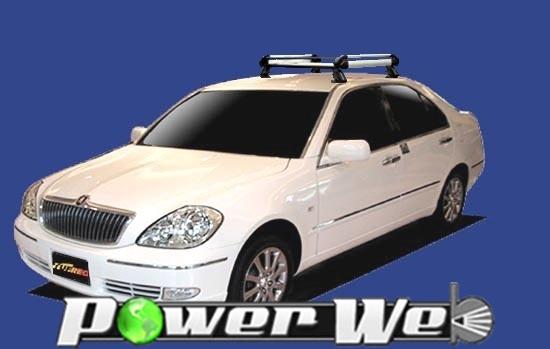 [HE22B1] TUFREQ (精興工業 タフレック) ルーフキャリア Hシリーズ トヨタ ブレビス 全車 H13.6~H19.6 G1# 【沖縄/離島発送不可商品】