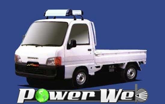 [KL228A] TUFREQ (精興工業 タフレック) トラック用キャリア Kシリーズ スバル サンバートラック 標準ルーフ H11.2~H24.3 TT1/TT2 【沖縄/離島発送不可商品】