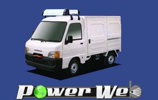 [KH228A] TUFREQ (精興工業 タフレック) トラック用キャリア Kシリーズ スバル サンバートラック ハイルーフ H11.2~H24.3 TV1 【沖縄/離島発送不可商品】