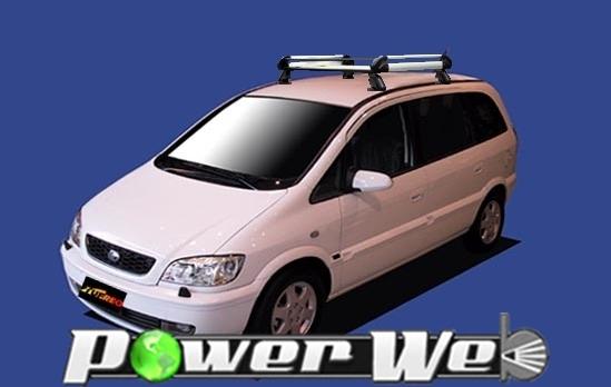 [HE22B1] TUFREQ (精興工業 タフレック) ルーフキャリア Hシリーズ スバル トラヴィック ルーフレール無車 H13.8~H16.12 XM220 【沖縄/離島発送不可商品】