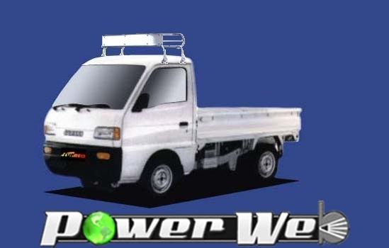 [CL22] TUFREQ (精興工業 タフレック) トラック用キャリア Cシリーズ スズキ キャリィ 全車 H3.9~H11.1 DC51 【沖縄/離島発送不可商品】