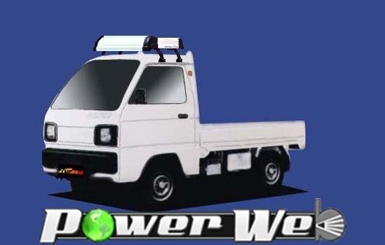 [KL22] TUFREQ (精興工業 タフレック) トラック用キャリア Kシリーズ スズキ キャリィ 全車 S60.5~H3.9 DB41T 【沖縄/離島発送不可商品】
