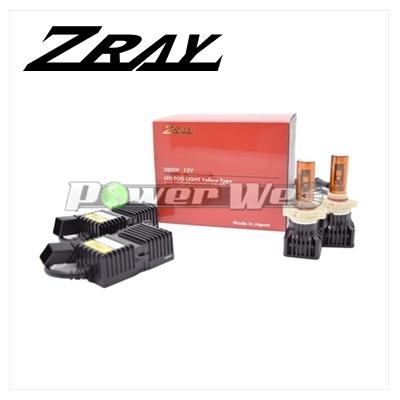 [RFY3] ZRAY フォグランプ用 LEDバルブ 12V用 PSX24W 2800K