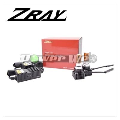 [RFY4] ZRAY フォグランプ用 LEDバルブ 12V用 PSX26W 2800K