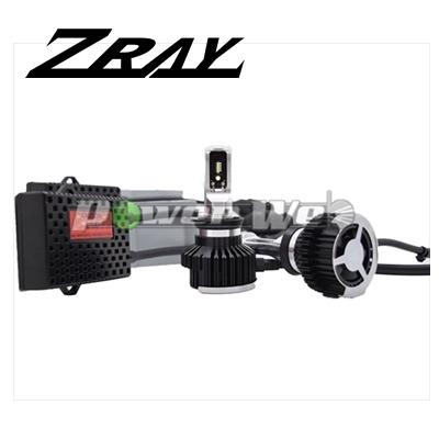 [RH6] ZRAY 日産 ノートE12専用 H11 ヘッドランプ用 LEDバルブ 12V用 H11(日産 ノートE12専用) 6000K