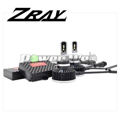 [RH7] ZRAY 日産 セレナ C27 エクストレイル T32専用 H11 ヘッドランプ用 LEDバルブ 12V用 H11(日産 セレナC27/エクストレイルT32専用) 6000K