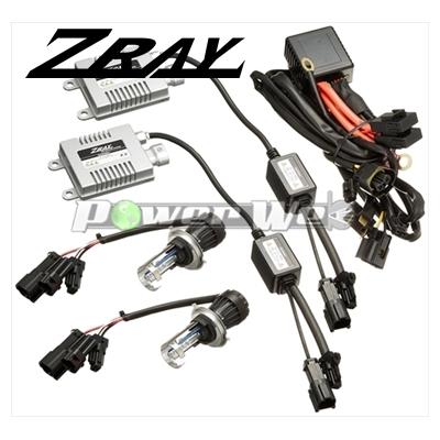 [RH220] ZRAY HIDシステム H4 6000K