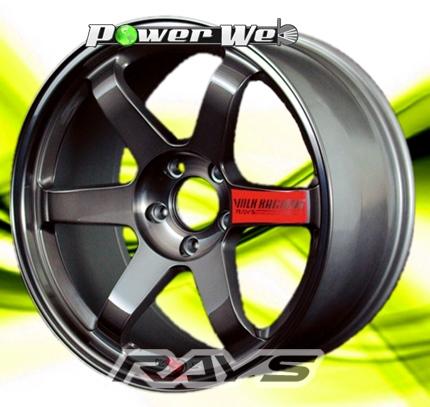 [ホイールのみ単品4本セット]RAYS / VOLK RACING TE37SL (PGL) 17インチ×9.0J PCD:114.3 穴数:5 インセット:22