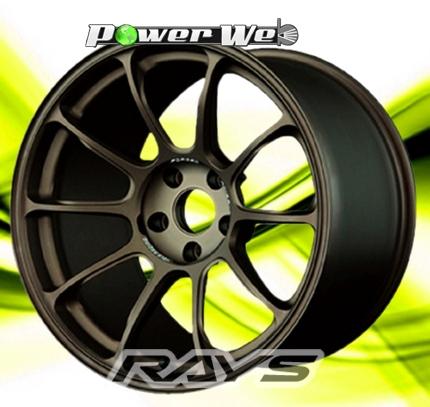 [ホイール1本(単品)]RAYS / VOLK RACING ZE40 (BR) 18インチ×8.0J PCD:114.3 穴数:5 インセット:45