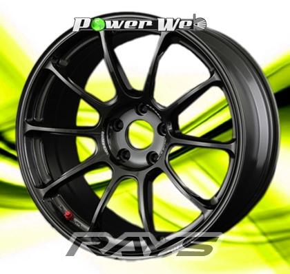 [ホイール1本(単品)]RAYS / VOLK RACING ZE40 (MM) 18インチ×8.5J PCD:114.3 穴数:5 インセット:35