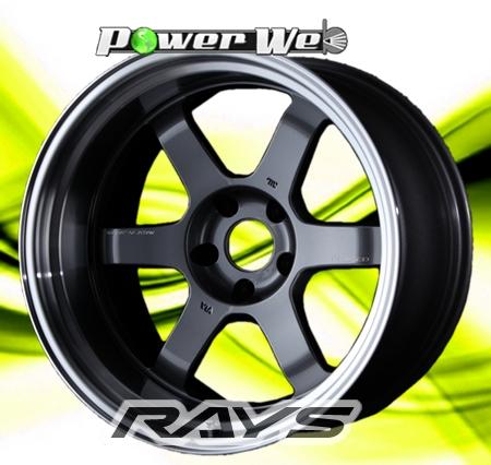 [ホイールのみ単品4本セット] RAYS / VOLK RACING TE37V MARK-II (MF) 18インチ×11.0J PCD:114.3 穴数:5 インセット:-30