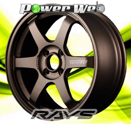 [ホイール1本(単品)] RAYS / VOLK RACING TE37 SONIC (BR) 15インチ×7.0J PCD:100 穴数:4 インセット:35