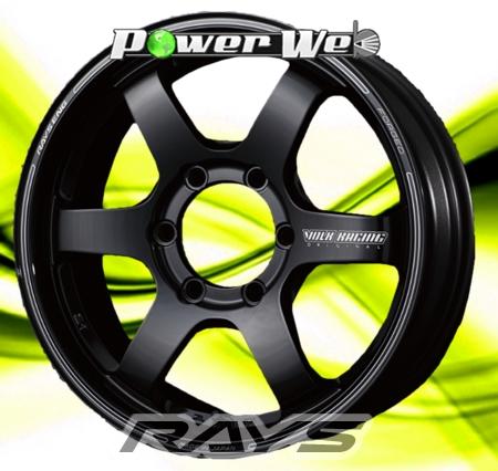 [ホイールのみ単品4本セット] RAYS / VOLK RACING TE37 SB (PW) 18インチ×8.5J PCD:139.7 穴数:6 インセット:22