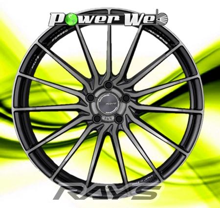 [ホイール1本(単品)] RAYS / WALTZ A&N15 R/L (KK) 20インチ×8.5J PCD:112 穴数:5 インセット:40 (運転席側用)