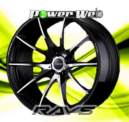 [ホイール1本(単品)] RAYS / VOLK RACING G25 Edge (RK) 20インチ×8.5J PCD:120 穴数:5 インセット:34
