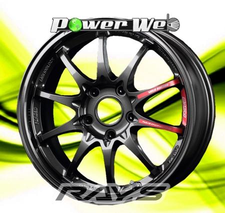 [ホイールのみ単品4本セット] RAYS / VOLK RACING CE28 Club Racer II (MM) 16インチ×7.0J PCD:100 穴数:5 インセット:48