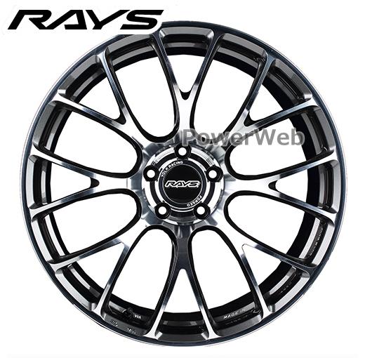 [ホイールのみ単品4本セット] RAYS / VOLK RACING G16 (RM) 19インチ×9.0J PCD:112 穴数:5 インセット:35