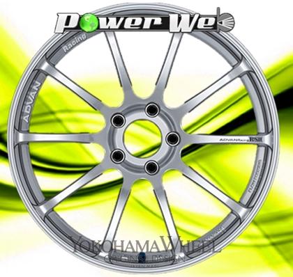 [ホイール1本(単品)] YOKOHAMA WHEEL / ADVAN Racing RSII (HS) 20インチ×11.0J PCD:130 穴数:5 インセット:65