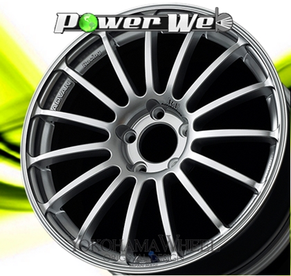 【オープニング 大放出セール】 [ホイールのみ単品4本セット] YOKOHAMA 穴数:5 WHEEL// ADVAN Racing インセット:51 RT (HS) 18インチ×8.5J PCD:114.3 穴数:5 インセット:51, ハワイ雑貨&fashion LazyMagnolia:464f9826 --- inglin-transporte.ch