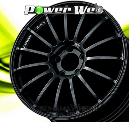 [ホイール1本(単品)] YOKOHAMA WHEEL / ADVAN Racing RT (DG) 18インチ×8.0J PCD:112 穴数:5 インセット:50