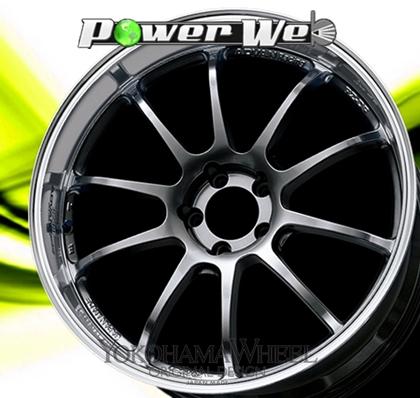 [ホイール1本(単品)] YOKOHAMA WHEEL / ADVAN Racing RZ-DF (MHB) 18インチ×9.0J PCD:114.3 穴数:5 インセット:35