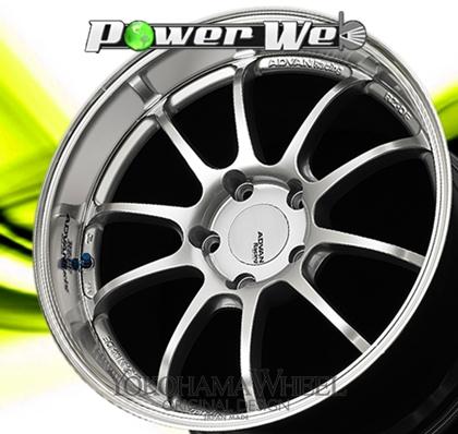 [ホイール1本(単品)] YOKOHAMA WHEEL / ADVAN Racing RZ-DF (MHS) 18インチ×11.0J PCD:130 穴数:5 インセット:60