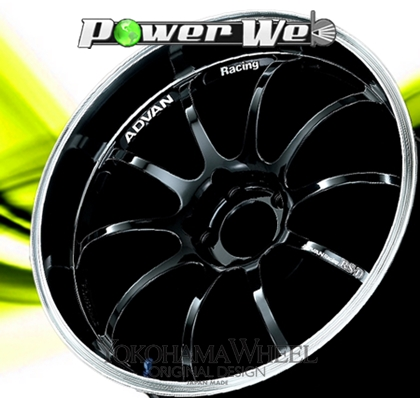 [ホイール1本(単品)] YOKOHAMA WHEEL / ADVAN Racing RS-D (MB) 18インチ×8.0J PCD:100 穴数:5 インセット:47
