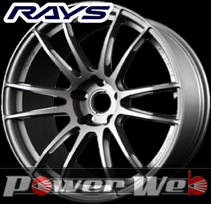 RAYS(レイズ) gram LIGHTS 57Xtreme SP SPEC (グラムライツ 57エクストリーム SP スペック) 17インチ 7.0J PCD:100 穴数:4 inset:50 カラー:マットグラファイト/マシニング [ホイール単品4本セット]M