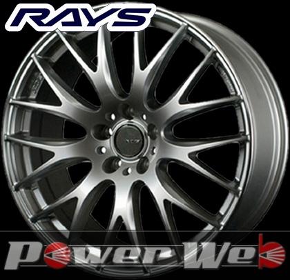 RAYS(レイズ) HOMURA 2x9 (ホムラ ツーバイナイン) 19インチ 8.0J PCD:112 穴数:5 inset:45 FACE-1 カラー:スパークプレーテッドシルバー [ホイール単品4本セット]M