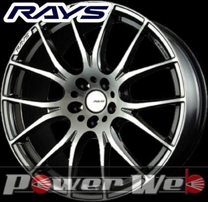 RAYS(レイズ) HOMURA 2x7 (ホムラ ツーバイセブン) 19インチ 9.5J PCD:114.3 穴数:5 inset:38 FACE-2 カラー:RBC/ダイヤモンドカット [ホイール1本単位]M