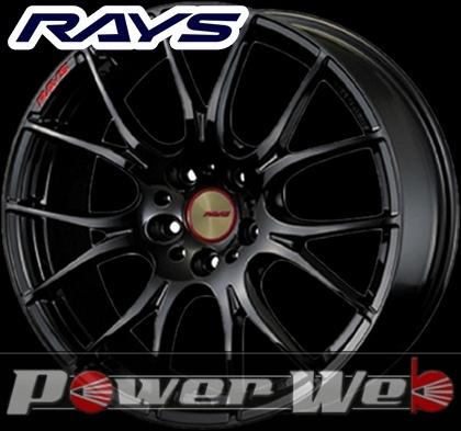 RAYS(レイズ) HOMURA 2x7 Glossy Black (ホムラ ツーバイセブン グロッシー ブラック) 19インチ 9.5J PCD:114.3 穴数:5 inset:38 FACE-2 カラー:グロッシーブラック [ホイール1本単位]M
