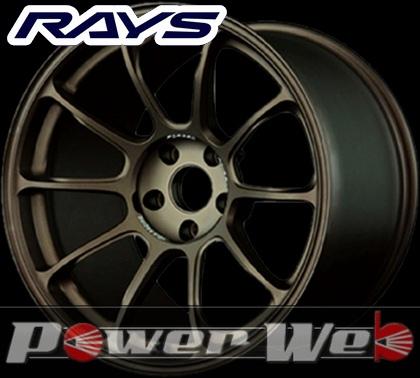 RAYS(レイズ) VOLK RACING ZE40 (ボルクレーシング ZE40) 18インチ 9.5J PCD:114.3 穴数:5 inset:45 FACE-2 カラー:ブロンズ [ホイール1本単位]M