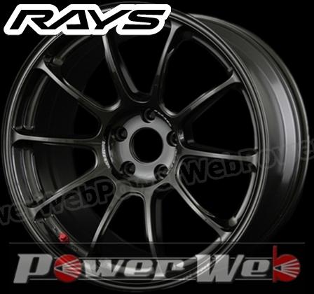 RAYS(レイズ) VOLK RACING ZE40 (ボルクレーシング ZE40) 18インチ 9.5J PCD:114.3 穴数:5 inset:45 カラー:ダイヤモンドダークガンメタ [ホイール1本単位]M