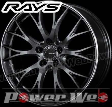 RAYS(レイズ) HOMURA 2x10 RCF (ホムラ ツーバイテン RCF) 19インチ 9.5J PCD:114.3 穴数:5 inset:35 カラー:ブルーイッシュガンメタ/リムエッジDMC/マシニング [ホイール1本単位]M