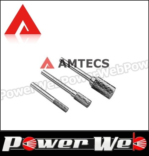 AMTECS (アムテックス) 品番:85125 ロータリーファイルセット 【代金引換不可商品】