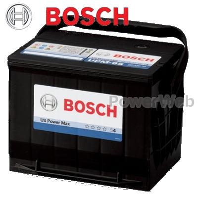 BOSCH (ボッシュ) UPM-58R USパワーマックス アメリカ車用バッテリー 【代金引換不可商品/他商品の同梱不可】