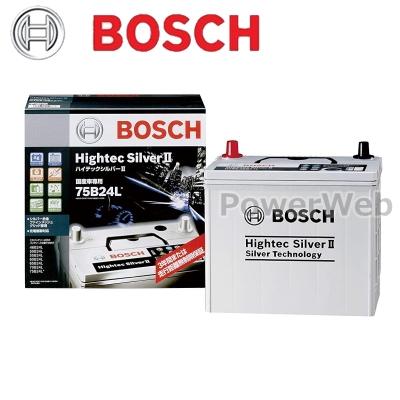 BOSCH (ボッシュ) HTSS-115D26R ハイテックシルバーII バッテリー 【代金引換不可商品/他商品の同梱不可】
