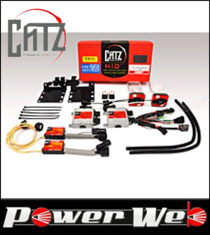 CATZ (キャズ) アクア専用 35W HIDシステム 5700K 品番:ABA2112A