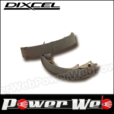 DIXCEL (ディクセル) リア ブレーキシュー RGS 3850084 タント L350S(NA) 05/06~07/12 660